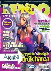 Mondo 2010. augusztusi szám borítója