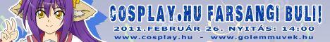 Cosplay.hu farsang