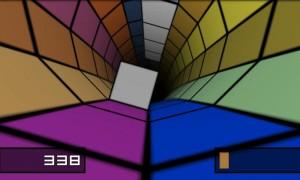 Speedx 3D - A kép nem mond el semmit a játék lényegéről, ami nem más, mint a sebesség...