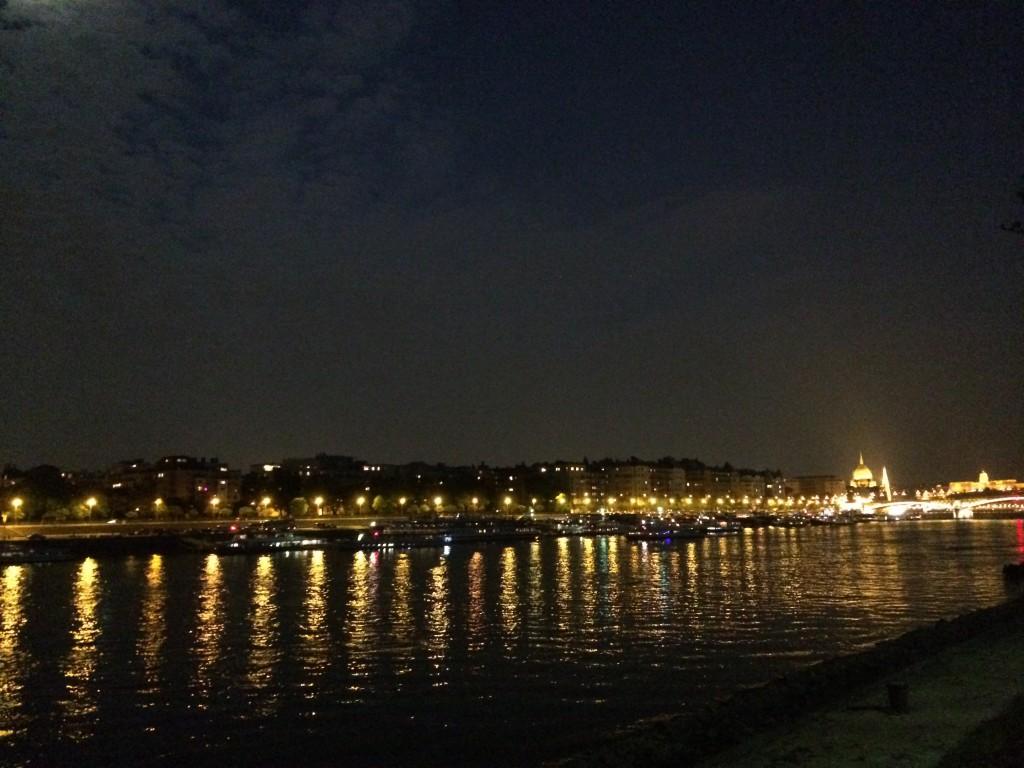 Este még belefért egy jó kis séta is...