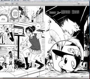Katekyo a Simple Comic-ban